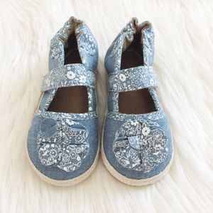 Other - Baby Denim Mary Janes